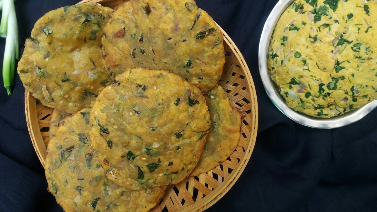 METHI/FENUGREEK KI PURI