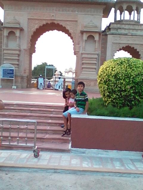 Anandsagar gate