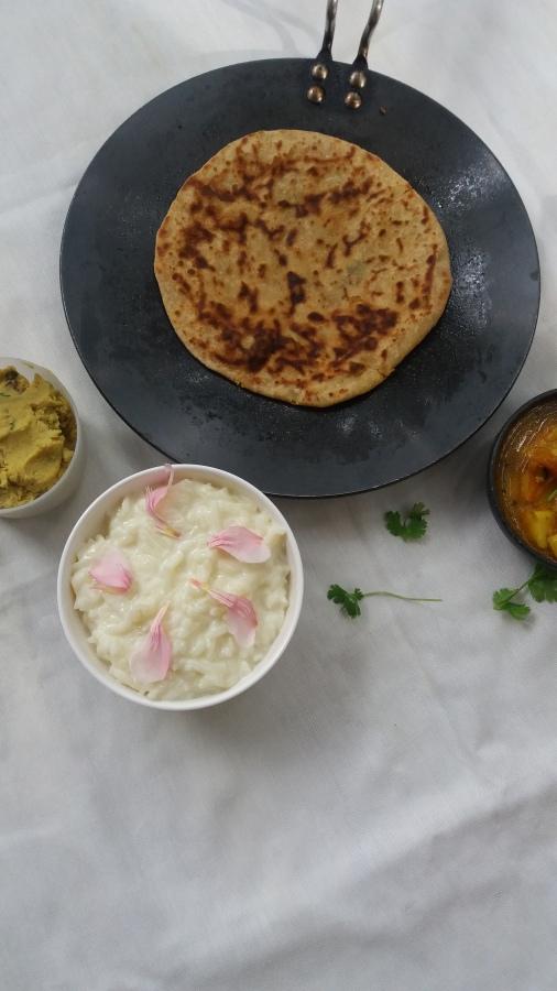 Dal puri/How to make Chana dalpuri