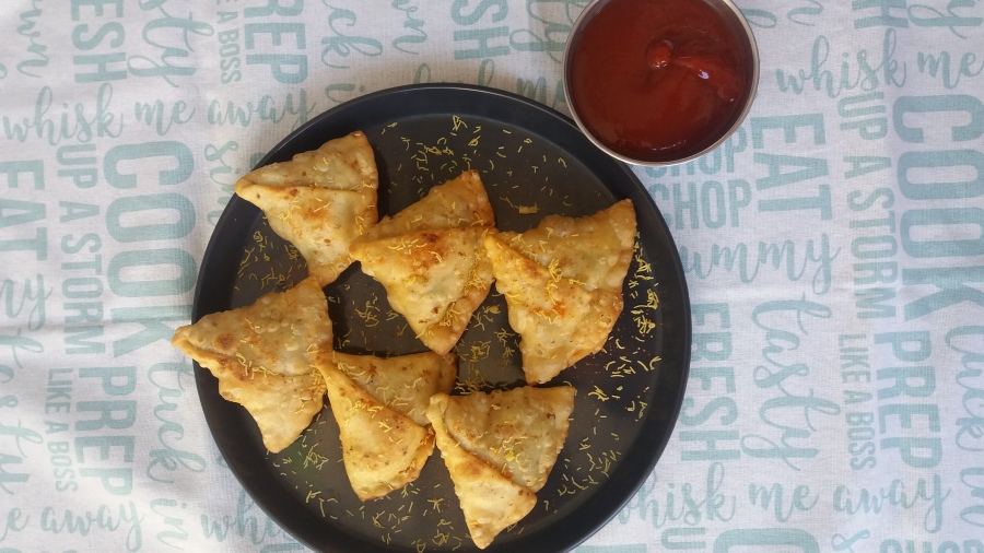 Samosa recipe/ How to make samosa