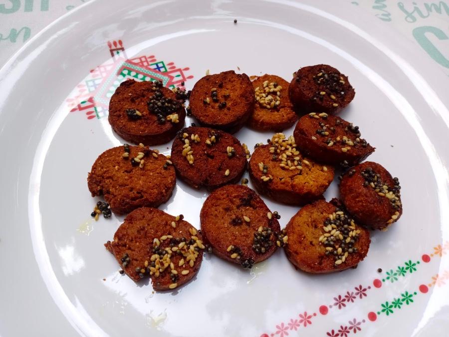 Muli/Radish muthiya