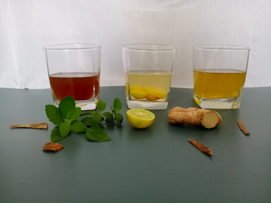 3 Easy drinks to boost immunity