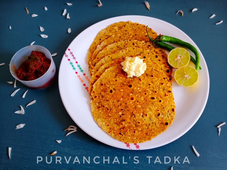 Korma Roti/Rajasthani KormaRoti