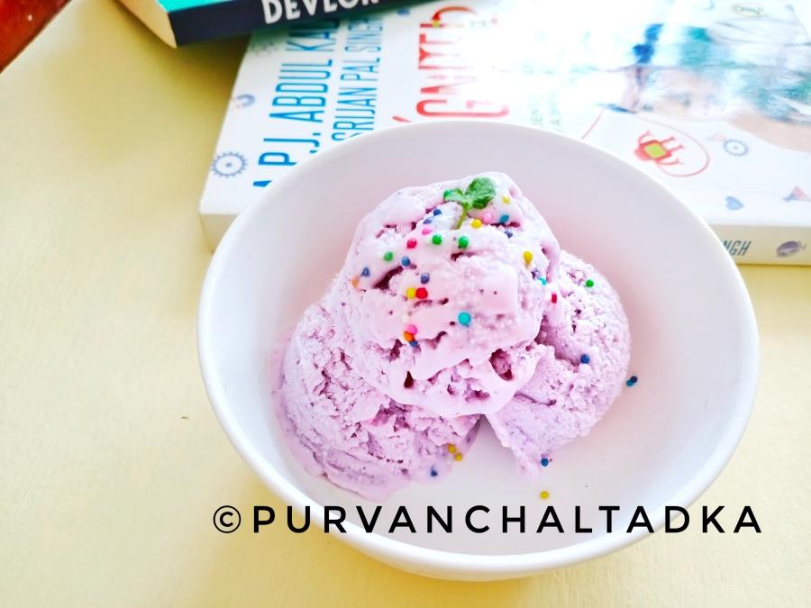 Kala Jamun ice-cream